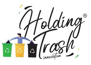 Holding Trash - Dispositif Maintien de poubelles - Poubelles qui s'envolent - Calonne Ricouart
